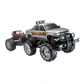 1:10 Silverado with Dune Buggy reviews