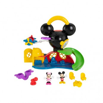 Mickey Mouse Fly n' Slide Clubhouse