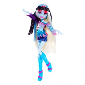 Monster High Music Festival Doll Abbey Bominable reviews