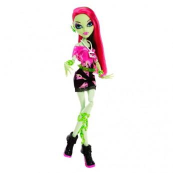 Monster High Music Festival Doll Venus McFlytrap reviews