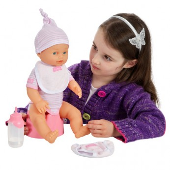 38cm Crying Baby Doll reviews