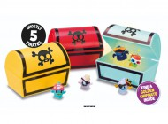 Moshi Monsters Ghost Pirate Chest
