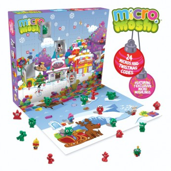 Micro Moshi Monsters Advent Calendar reviews