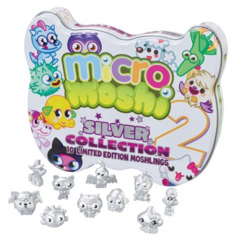 Micro Moshi Monsters Collector Tin – Series 2 reviews