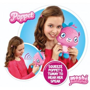 Moshi Monsters Poppet Talking Plush reviews