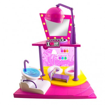VIP Pets Beauty Salon Playset reviews