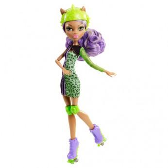 Monster High Rollermaze Doll Clawdeen Wolf reviews