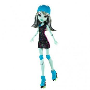 Monster High Rollermaze Doll Frankie Stein reviews
