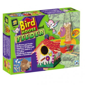 Bird House and Feeder reviews