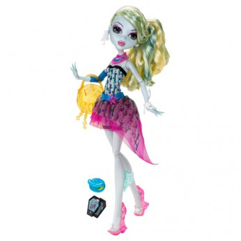 Monster High Party Doll Lagoona Blue reviews