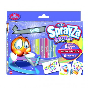 Sprayza Magic Pro Set reviews