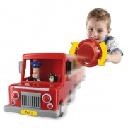 POSTMAN PAT'S DRIVE AND STEER VAN