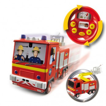 Fireman Sam Jupiter Drive and Steer reviews