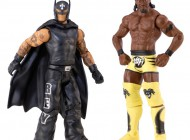 WWE Series 23 2Pack Rey Mysterio and Kofi Kingston