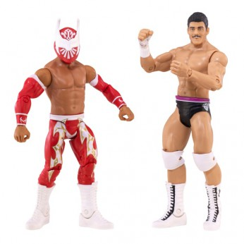 WWE Series 23 2-Pack Sin Cara and Cody Rhodes reviews