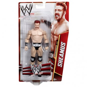 WWE Basic Series 30 Sheamus reviews