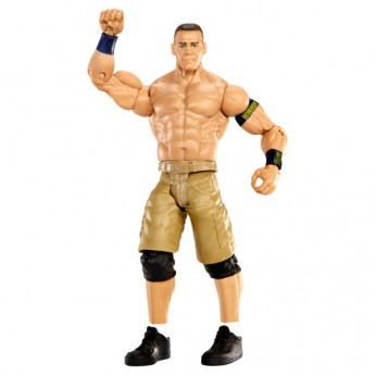 WWE Basic Series 32 Royal Rumble John Cena reviews