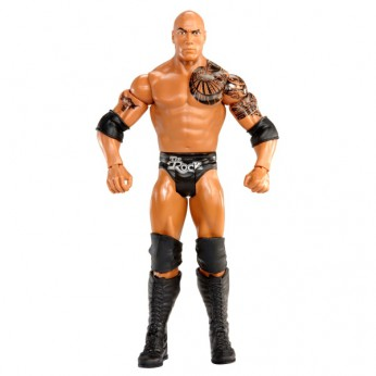 WWE Basic Series 32 Royal Rumble The Rock reviews