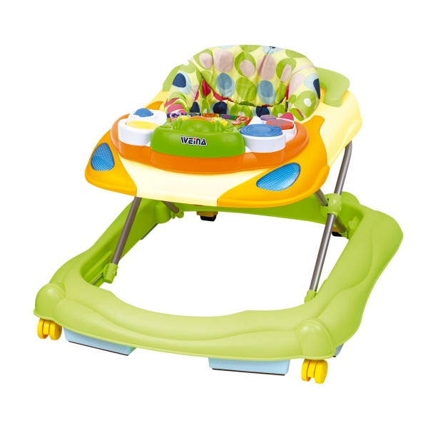 baby walker with musical activity centre reviews toylike. Black Bedroom Furniture Sets. Home Design Ideas