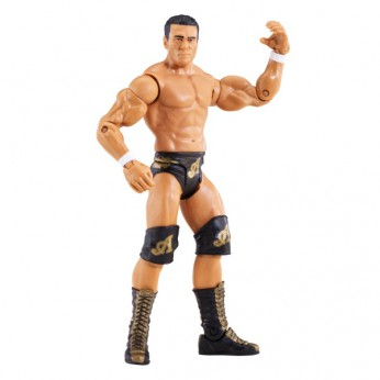 WWE Basic Series 31 Alberto Del RIo reviews