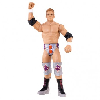 WWE Basic Series 31 Zack Ryder reviews