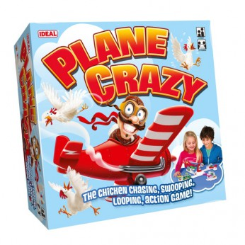 Plane Crazy Board Game reviews