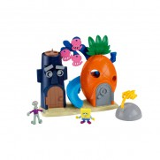 Imaginext Spongebob Pineapple Playset