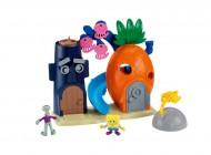 Imaginext Spongebob Pineapple Playset