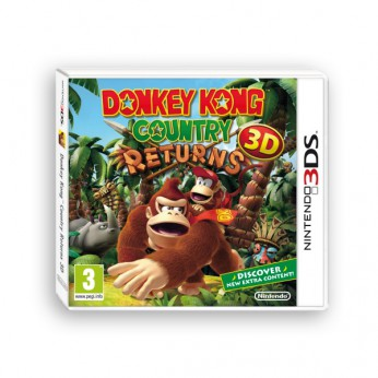 Donkey Kong Country Returns 3DS reviews