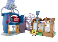 Imaginext Spongebob Krusty Krab Playset