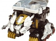 Power Rangers Megaforce Lion Mechazord and Figure