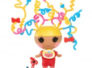 Lalaloopsy Littles Silly Hair Scribbles Splash