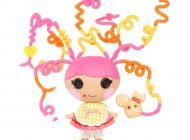 Lalaloopsy Little Silly Hair Sprinkle Spice Cookie