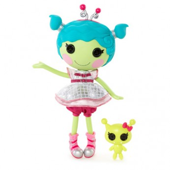 Lalaloopsy Doll Haley Galaxy