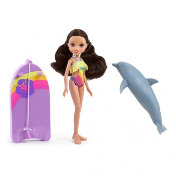 Moxie Girlz Magic Swim Dolphin Doll Sophina reviews