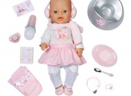 BABY born Interactive Winter Doll