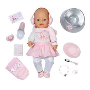 BABY born Interactive Winter Doll reviews