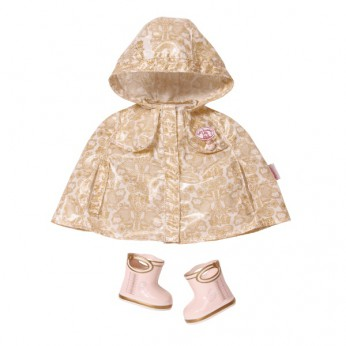 Baby Annabell Deluxe Rain Outfit reviews