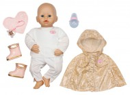 Baby Annabell Doll with Deluxe Rain Set