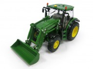 John Deere 6125R with Front Loader