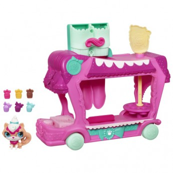 Littlest Pet Shop Sweets Treat Truck reviews