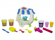 Play Doh Ice Cream Sundae Cart