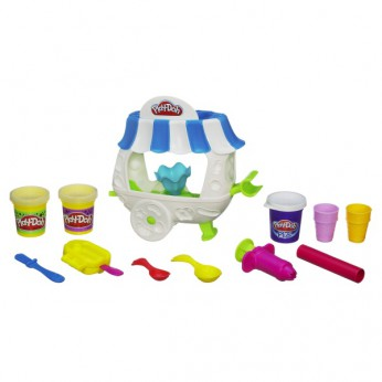 Play Doh Ice Cream Sundae Cart reviews