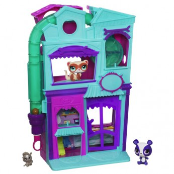 Littlest Pet Shop Pet Shop reviews