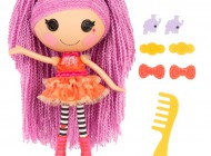 Lalaloopsy Loopy Hair Doll Peanut Big Top