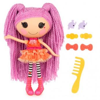 Lalaloopsy Loopy Hair Doll Peanut Big Top reviews