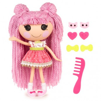 Lalaloopsy Loopy Hair Doll Jewel Sparkles reviews