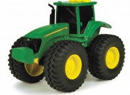 John Dere Monster Treads Lights Tractor