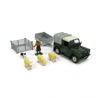 Land Rover and Sheep Trailer reviews
