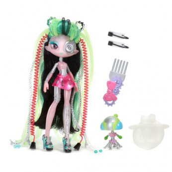 Novi Stars Curl N Coil Tily Vizon Doll